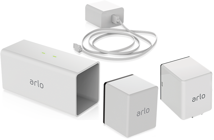 Arlo Rechargeable Battery and Charger