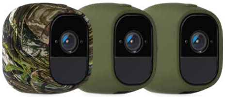 Set of 3 Skins in Camouflage for Pro and Pro 2 (VMA4200)