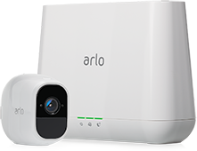 Arlo Pro 2 Smart Security System with 1 Camera (VMS4130P)