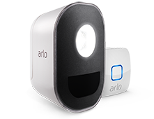 Arlo Security Light System with 1 Wire-Free Smart Light (ALS1101)