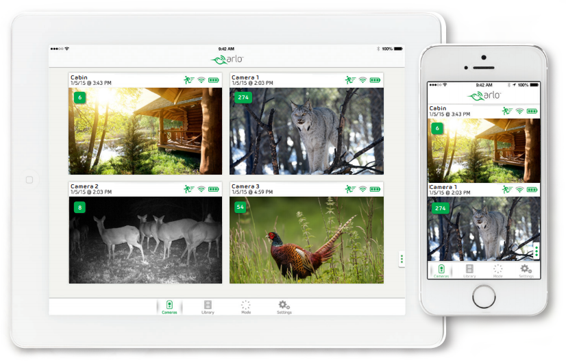 Hunters, Trail Monitors, and Land Managers App