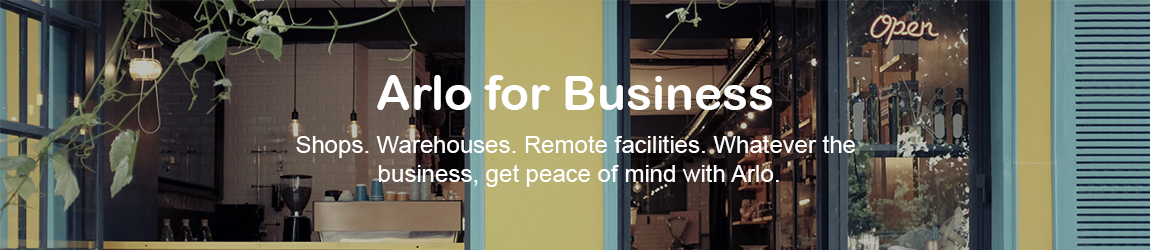 Arlo for Business